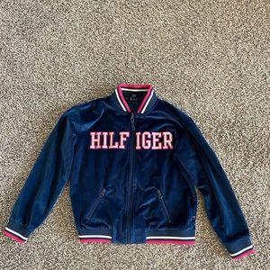 Tommy Hilfiger girls varsity jacket size 12/14